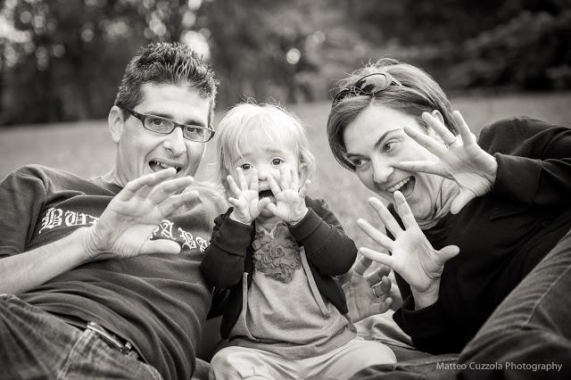 Fotografo ritratto di famiglia Milano