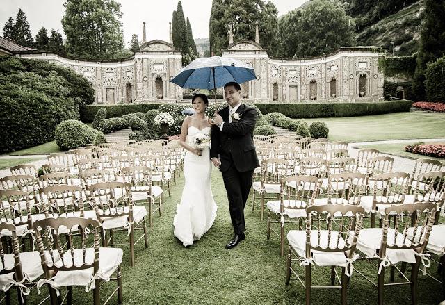 Matrimonio a Villa d' Este - Cernobbio
