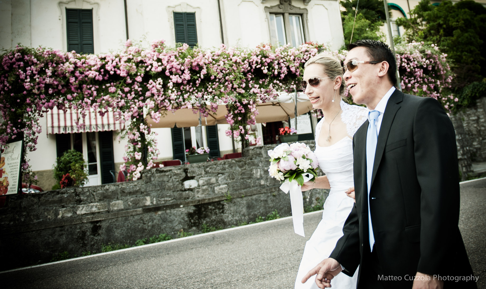 wedding at grand hotel tremezzo - como lake