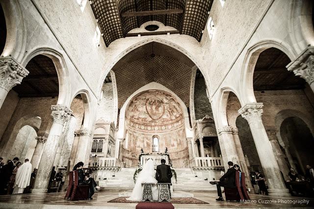 matrimonio castello di villalta - basilica Aquileia