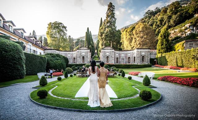 matrimonio villa d' este