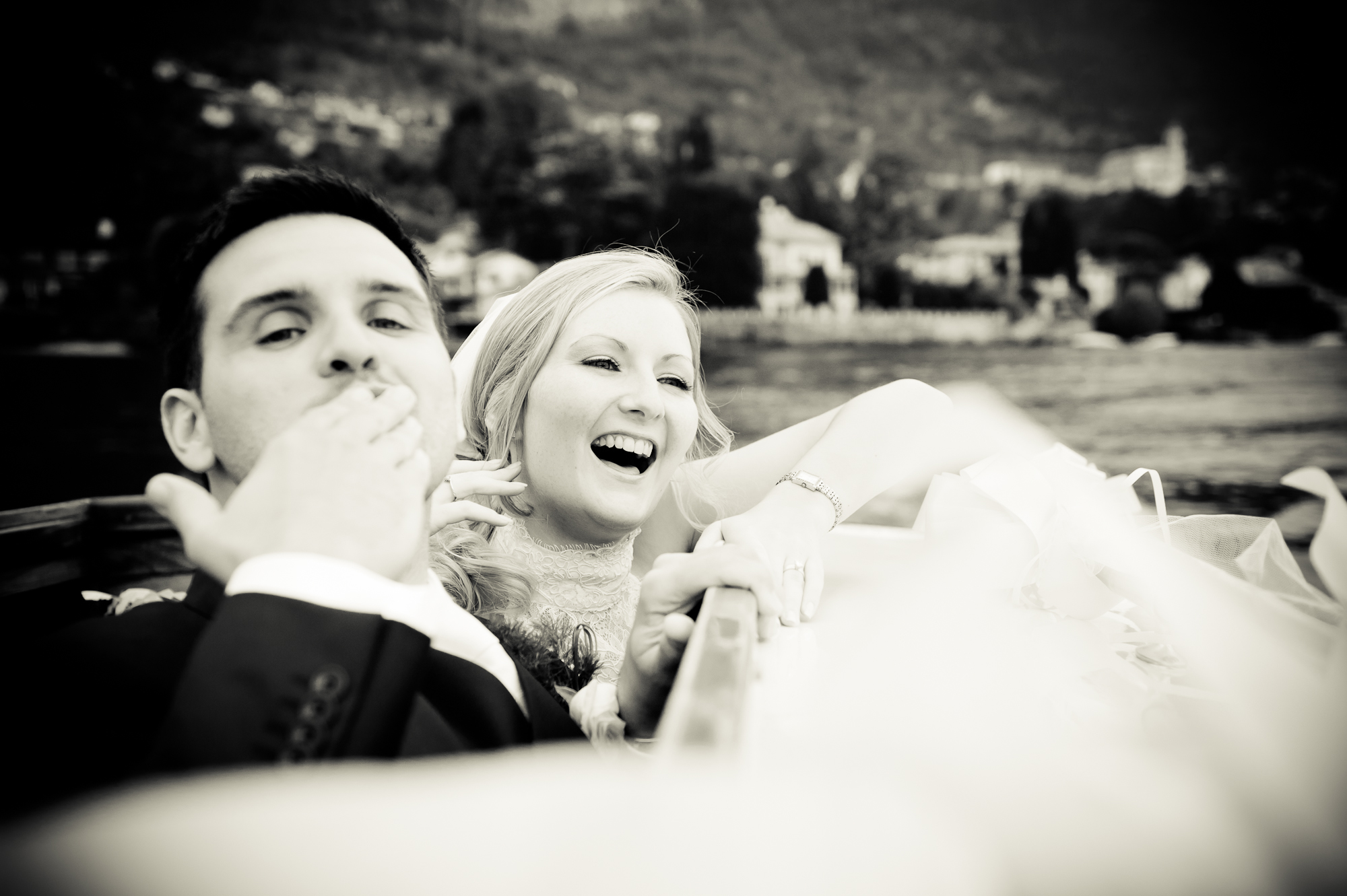 Wedding photographer in Lake Como