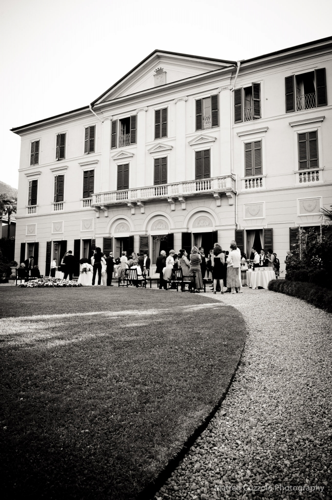 wedding villa parravicini revel