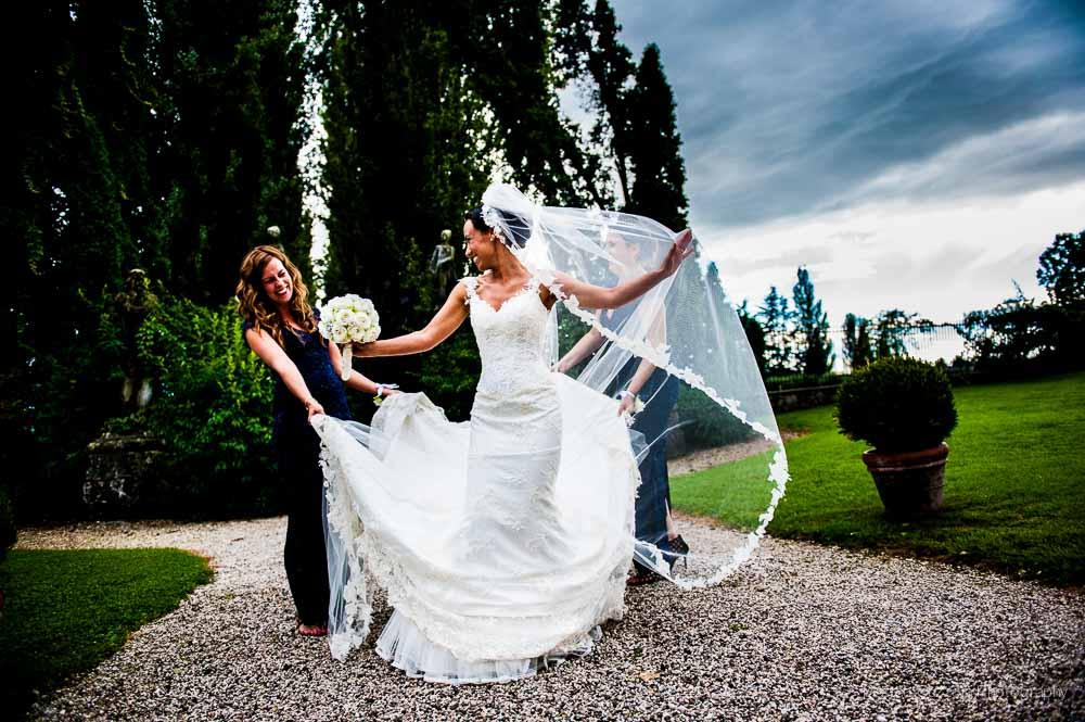 fotografo matrimonio villa gallici deciani