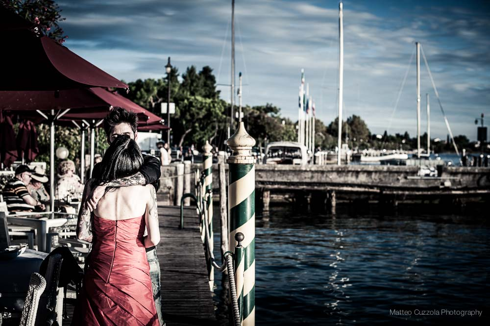 matrimonio lago di garda sirmione