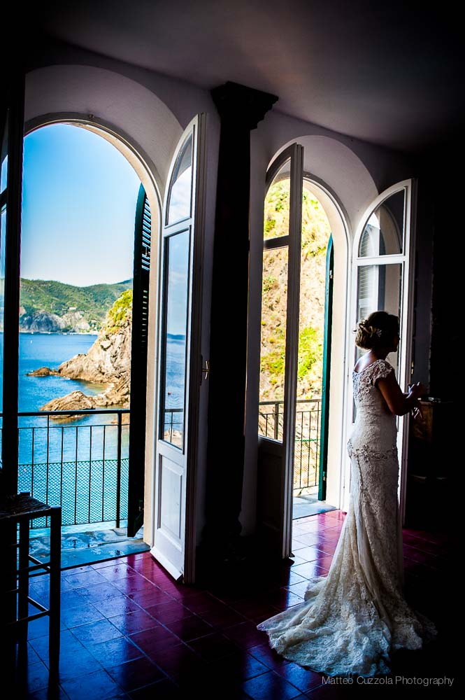 Wedding photographer Vernazza