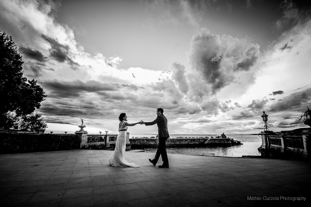 wedding photographer trieste