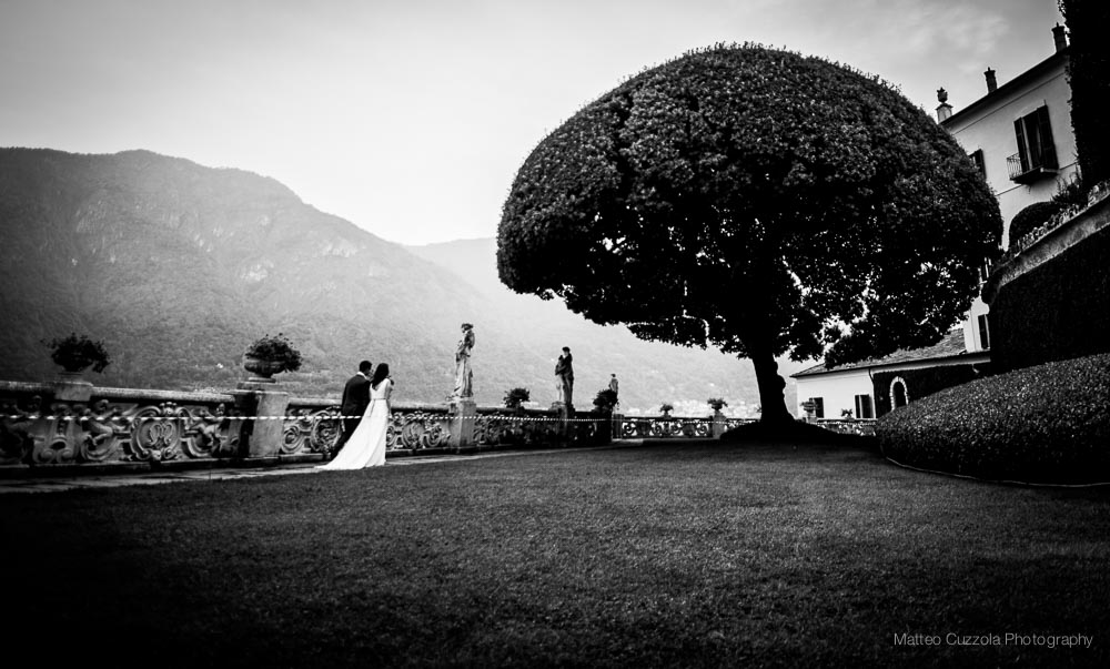 wedding photographer villa del balbianello