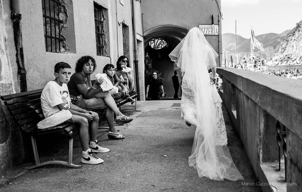 Matrimonio Vernazza Cinque Terre
