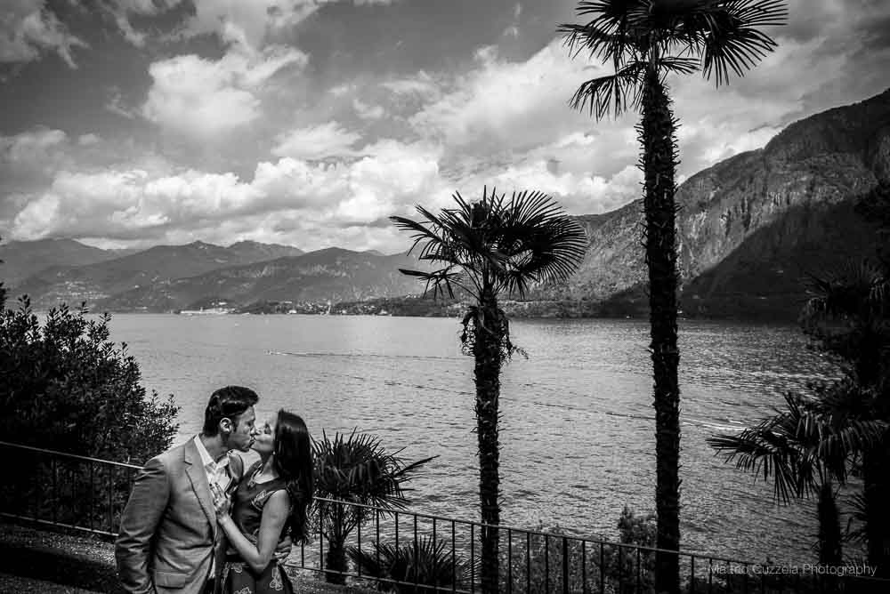 engagement lake como  villa balbianello
