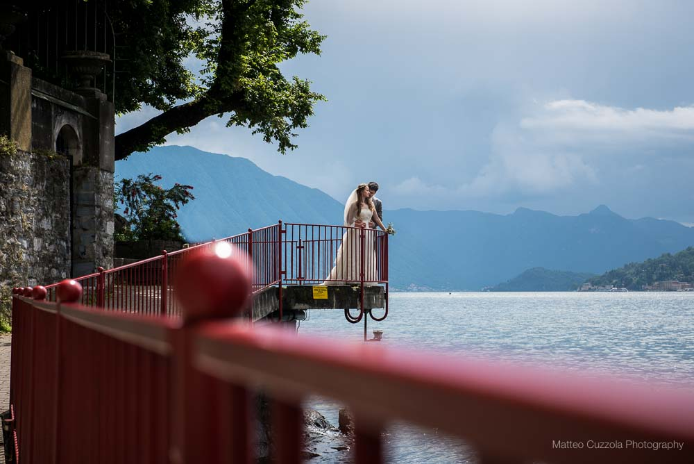 honeymoon photographer lake como