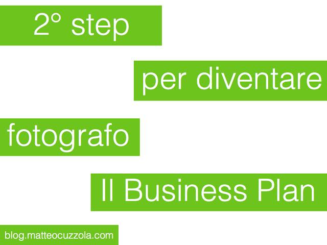 Bozza di business plan