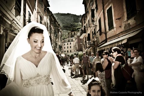 wedding in vernazza