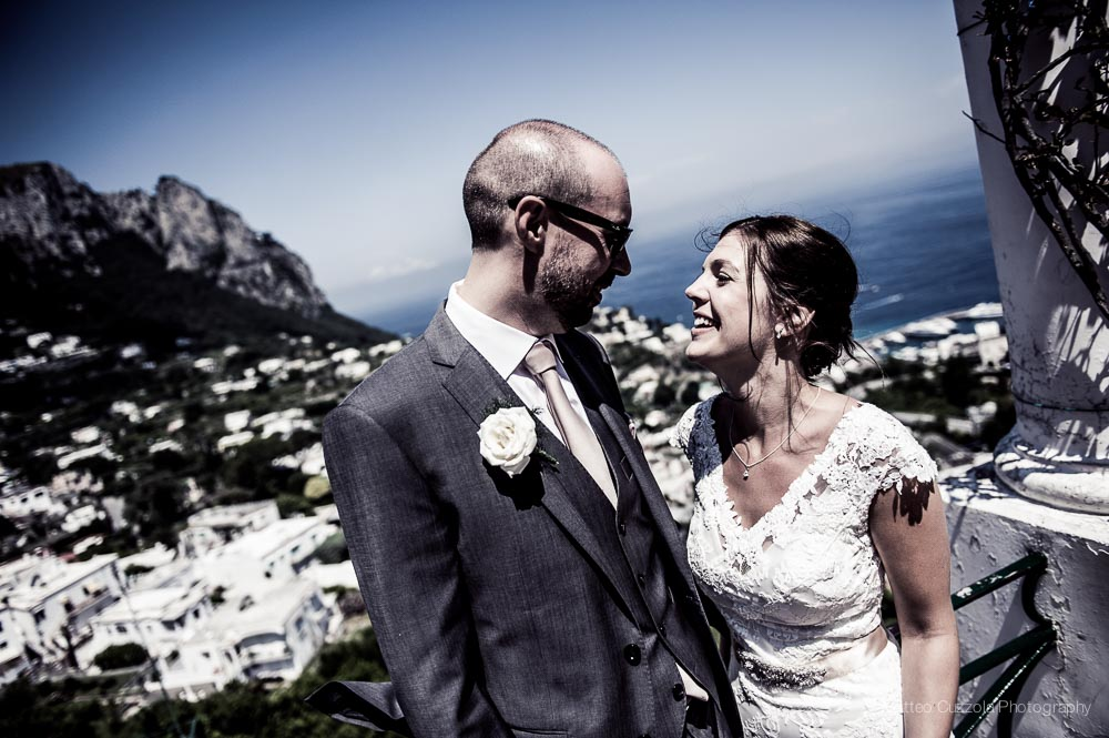 wedding photographer capri