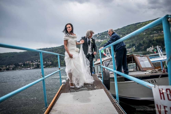 Wedding photographer on Lake Maggiore Pescatori Island