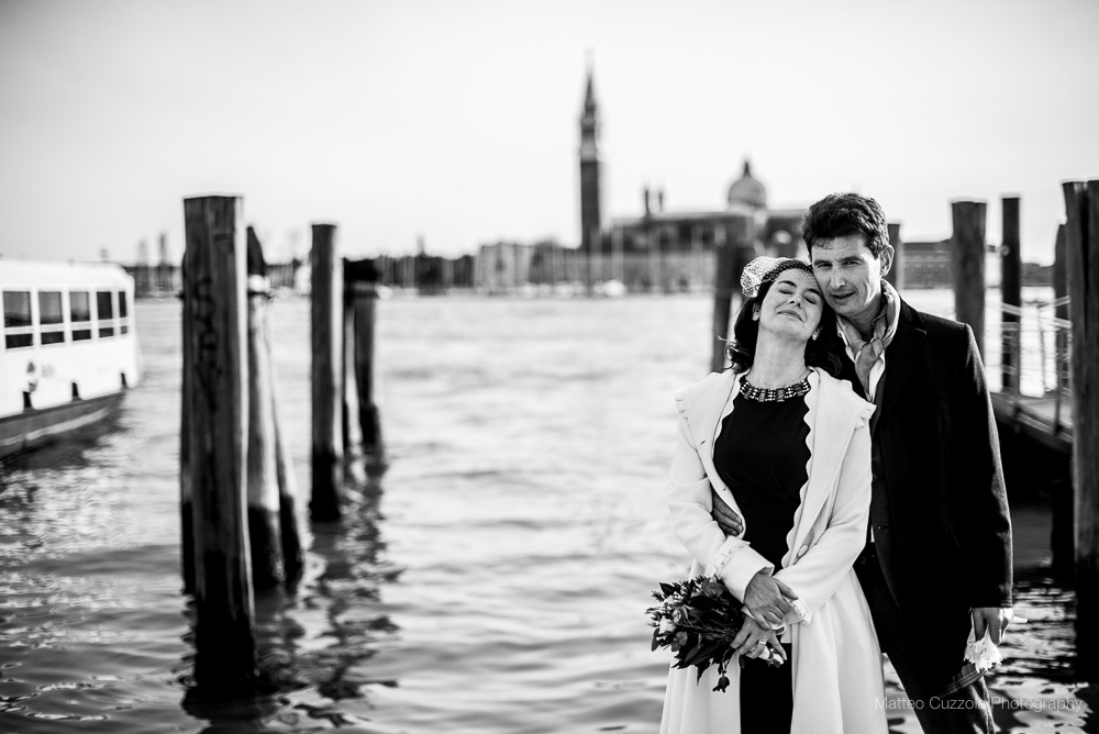 Venice wedding family reunion