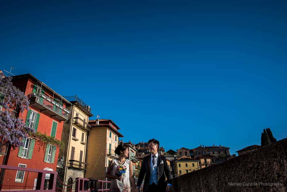 engagement lake como