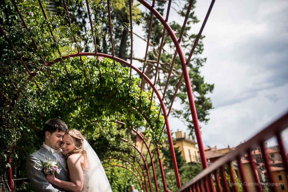 honeymoon in italy lake como