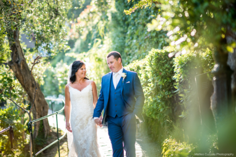 wedding portofino belmond