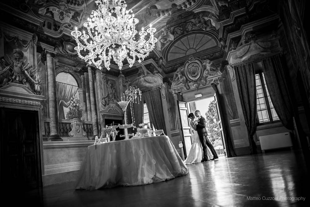 wedding in villa castellina