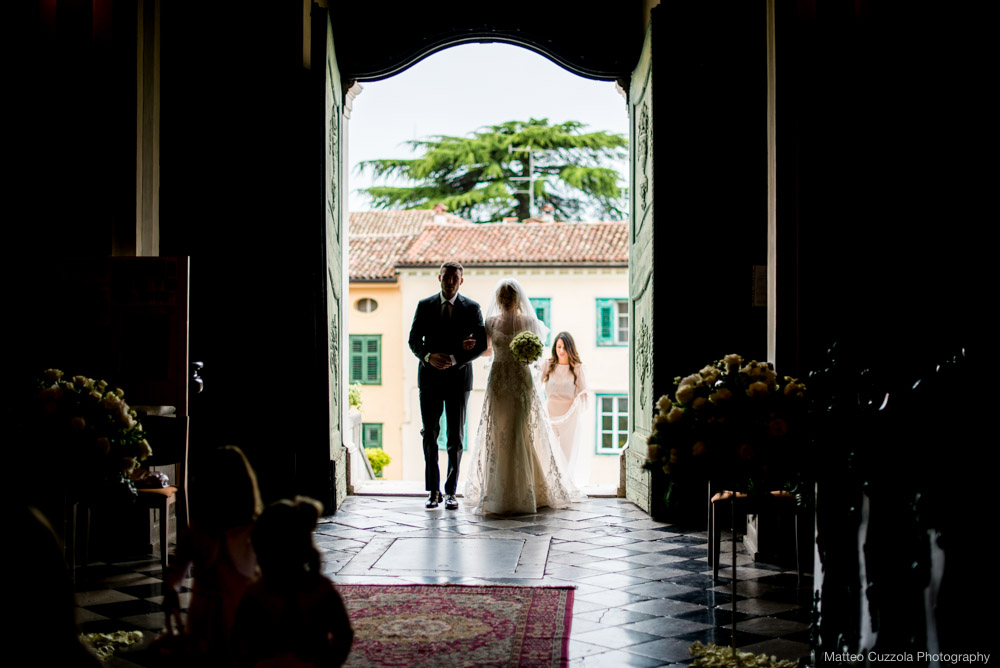 Wedding at the Castle of Spessa Resort