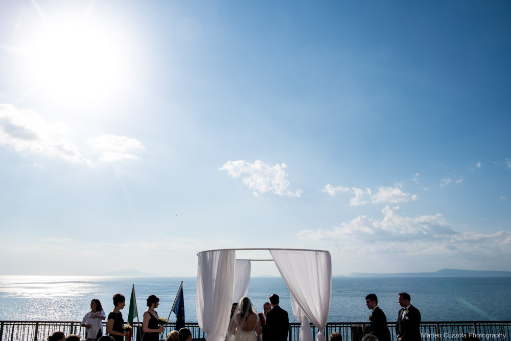 Wedding in Sorrento - Wedding Photographer