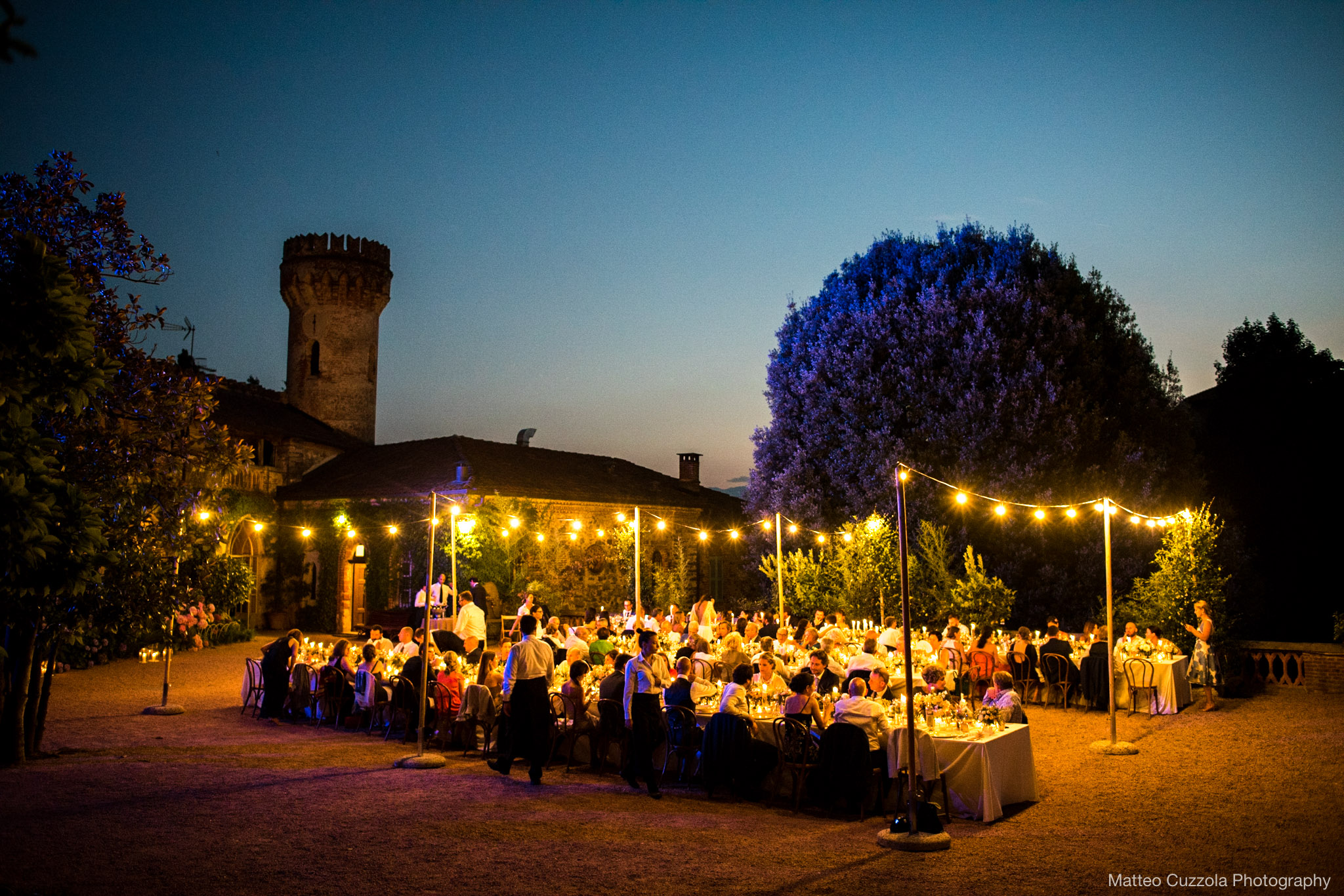 wedding montecavallo castle