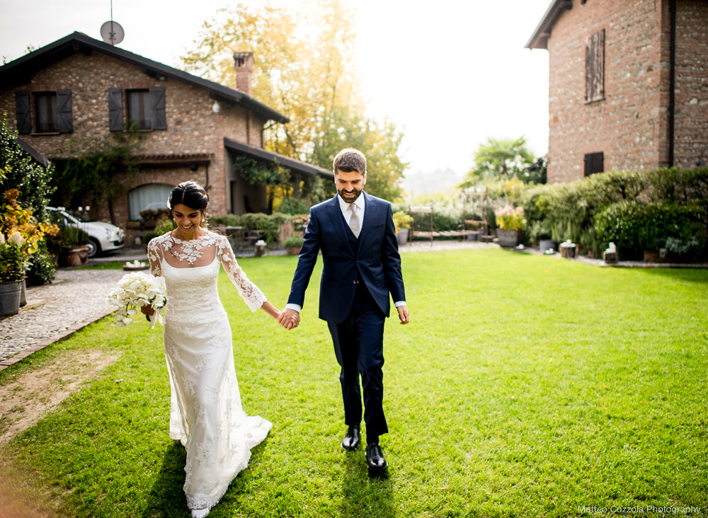 Matrimonio al Camp di Cent Pertigh