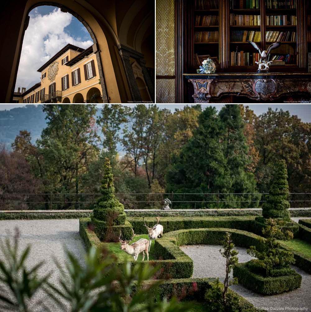 Matrimonio Villa Orsini Colonna Imbersago