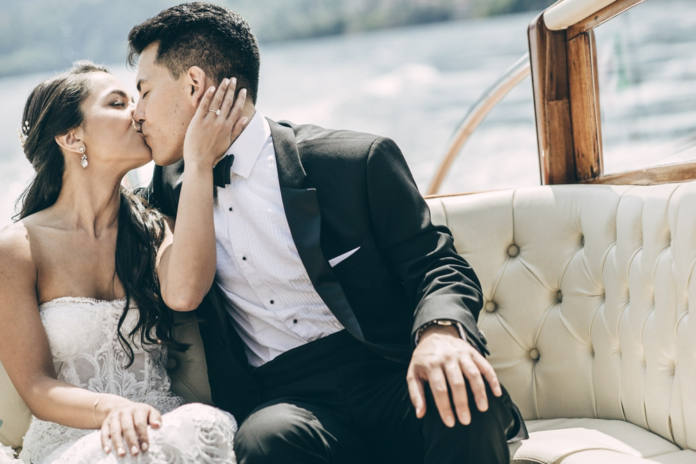matrimonio persiano lago di como