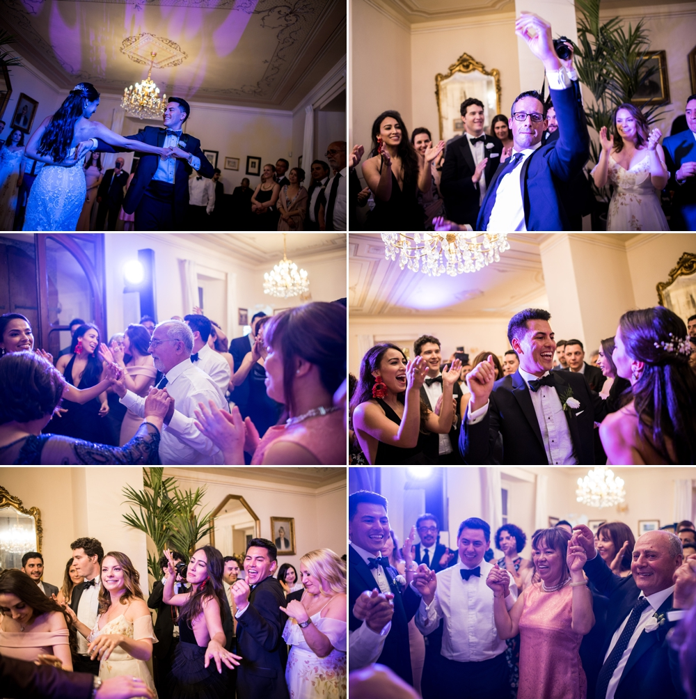 Persian wedding in Lake Como