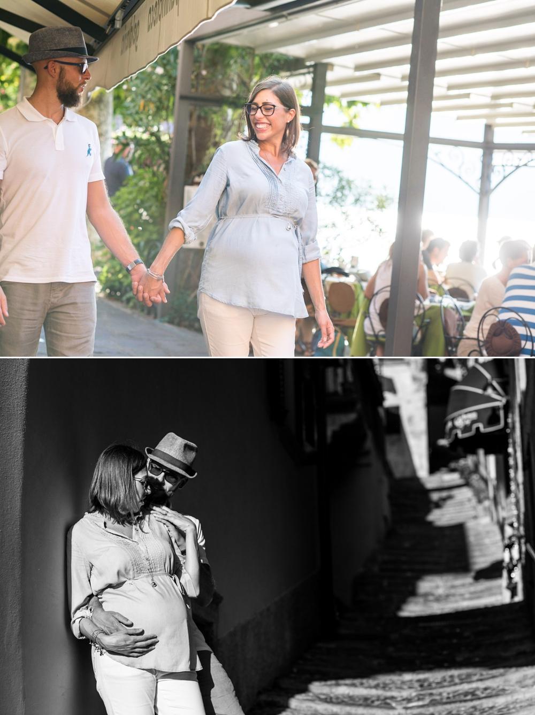 maternity couple engagement photo shooting