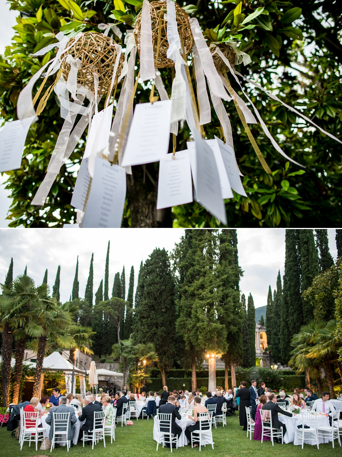 wedding in lake garda