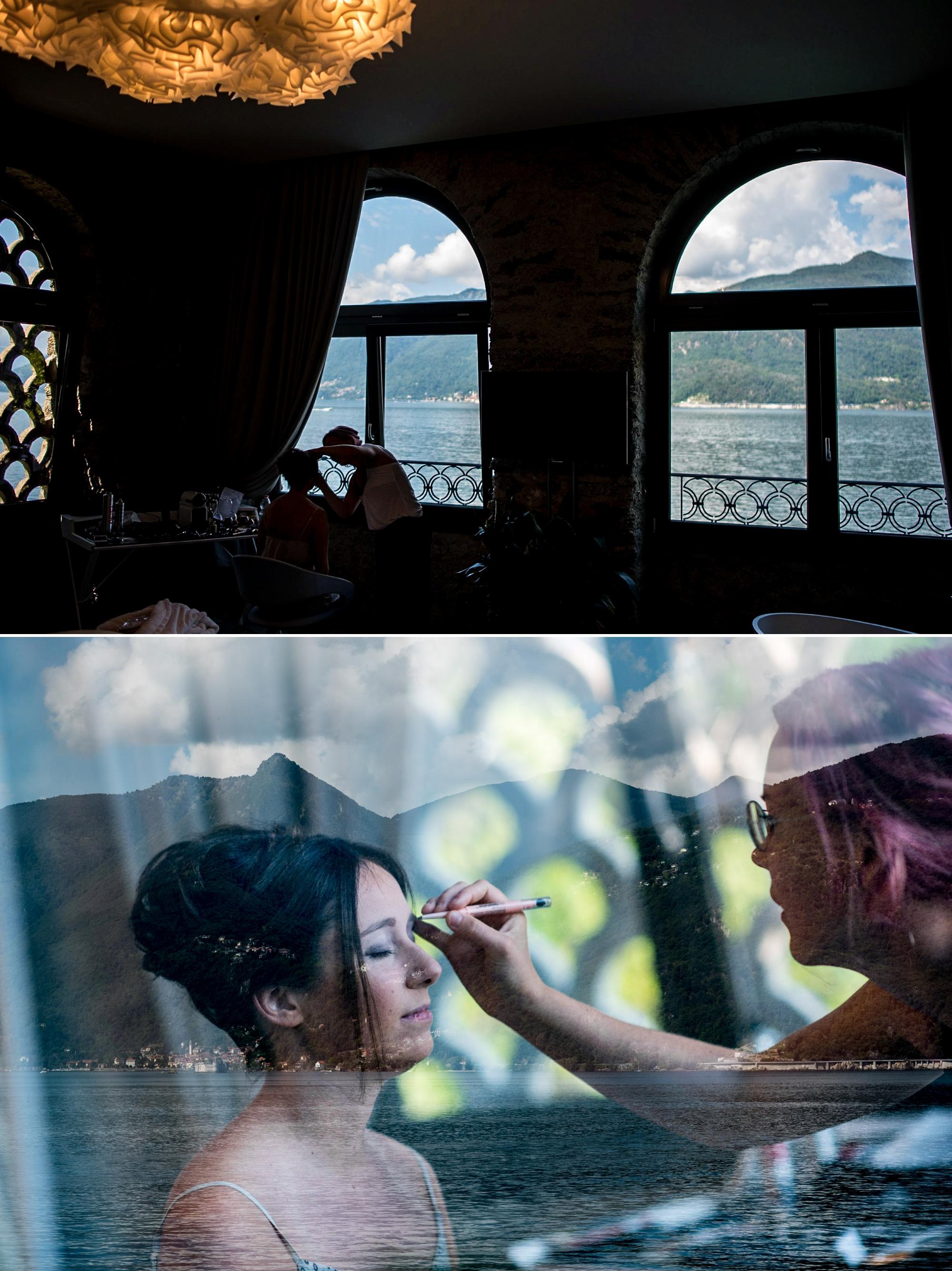 foto matrimonio lago maggiore