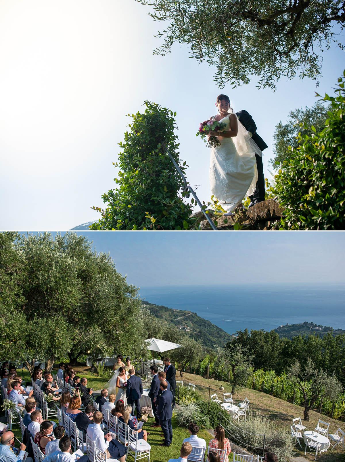 Matrimonio alle cinque terre monterosso vernazza
