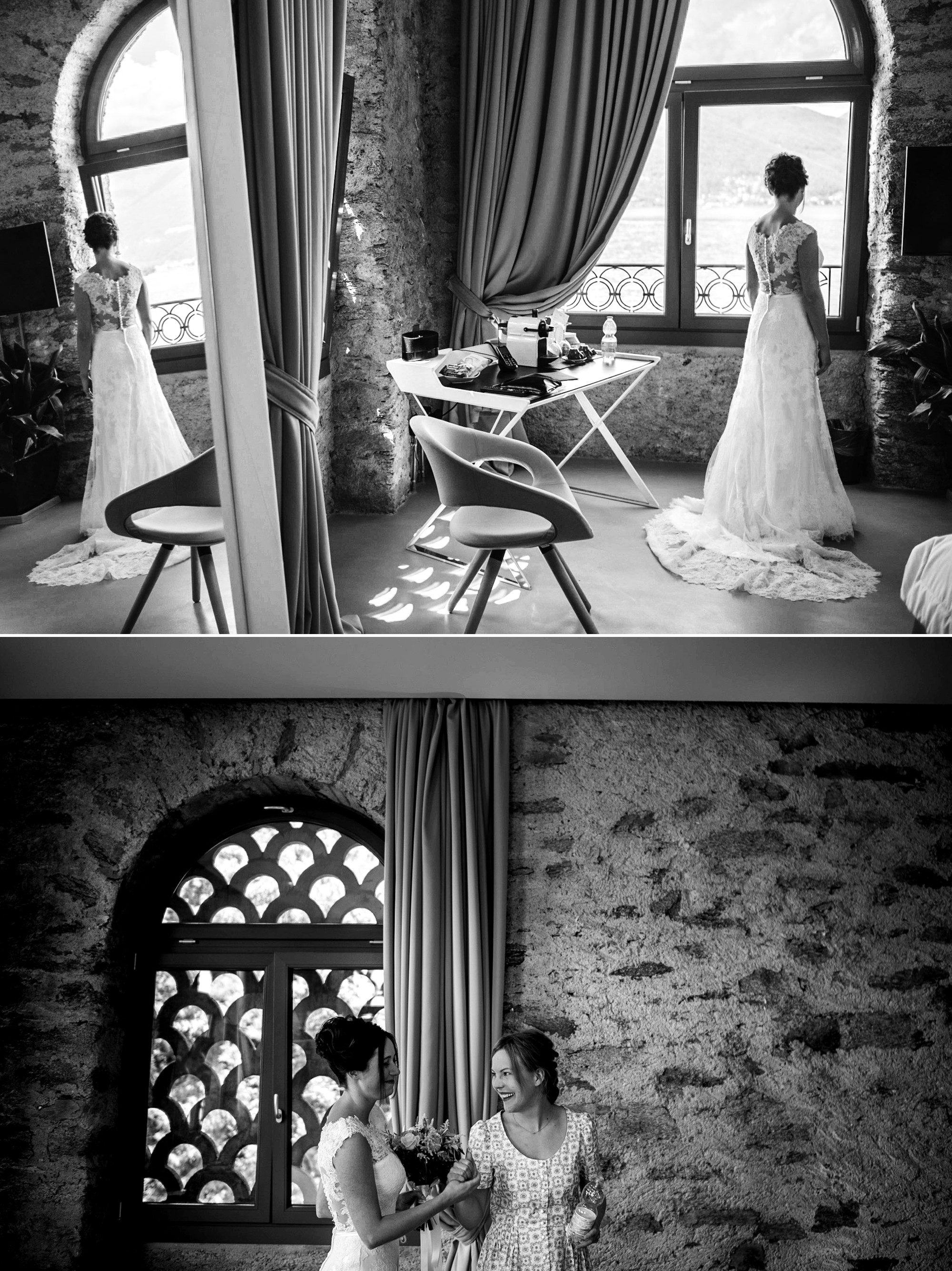 Wedding photography photos in Lake Maggiore