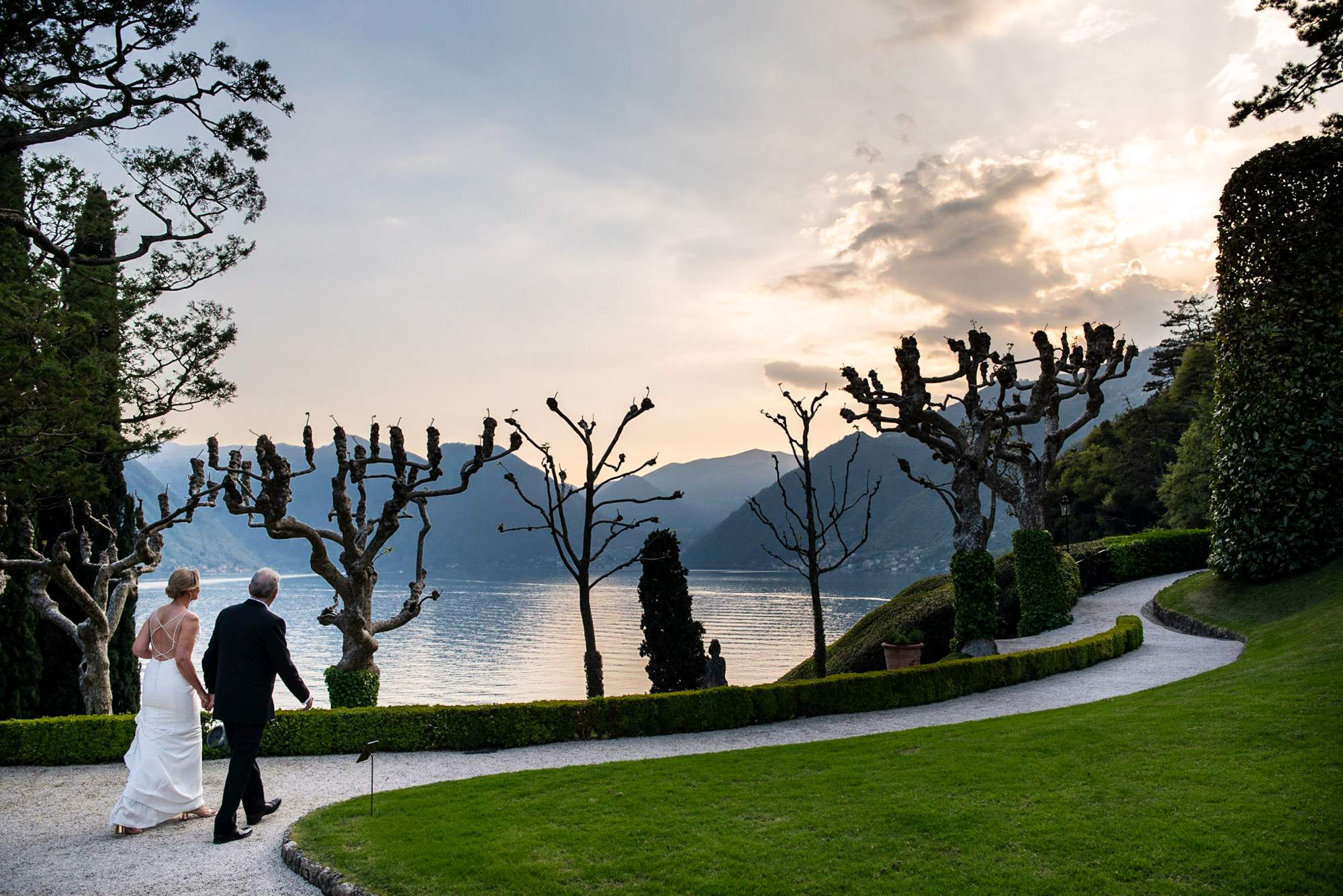 wedding lake como villa del balbianello