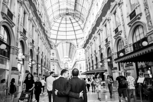 gay matrimonio milano