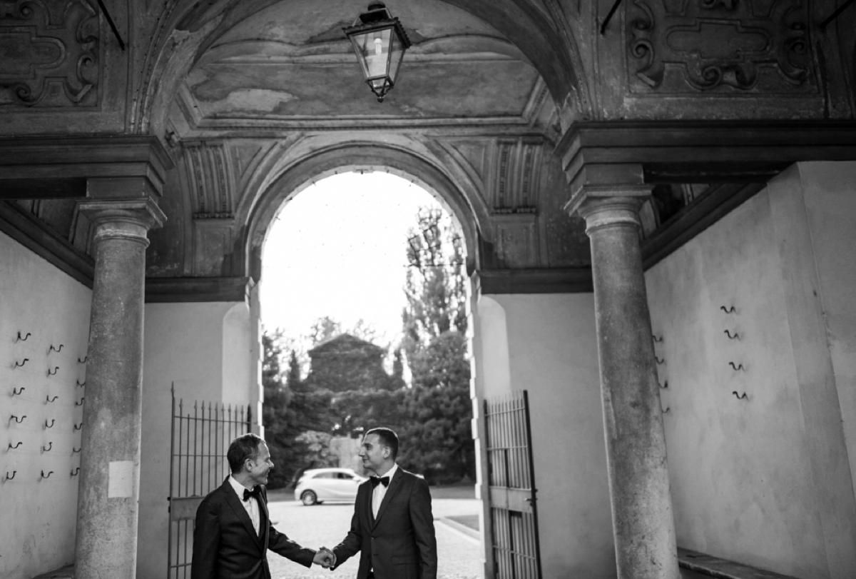 gay matrimonio milano