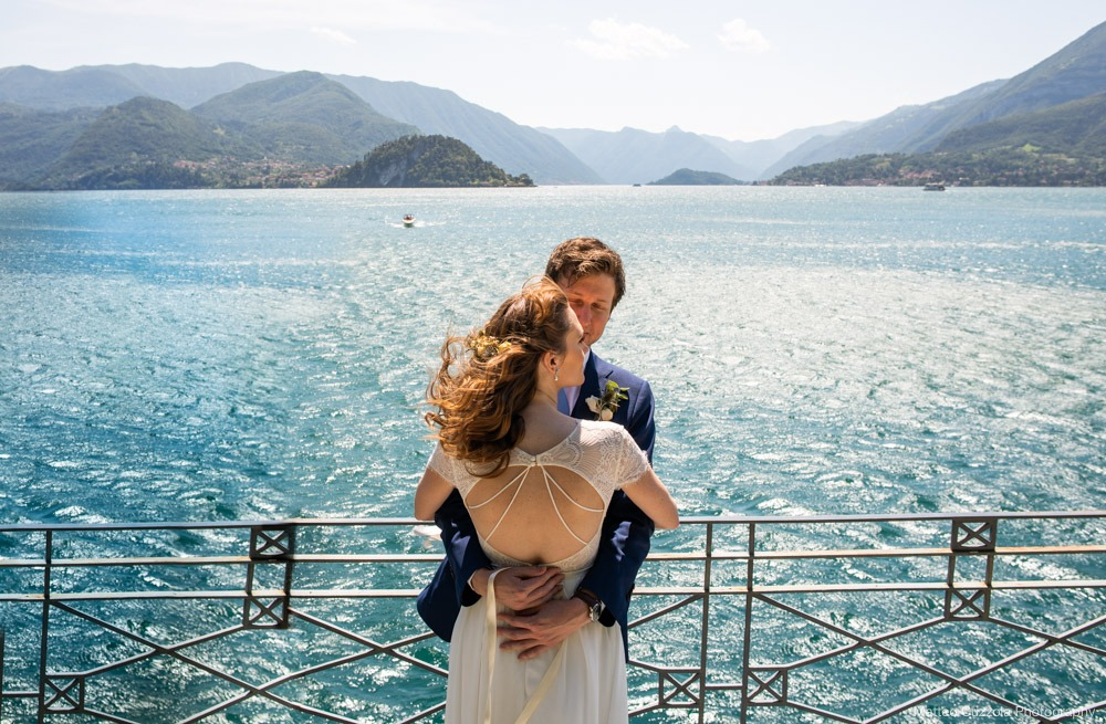 lake como elopement